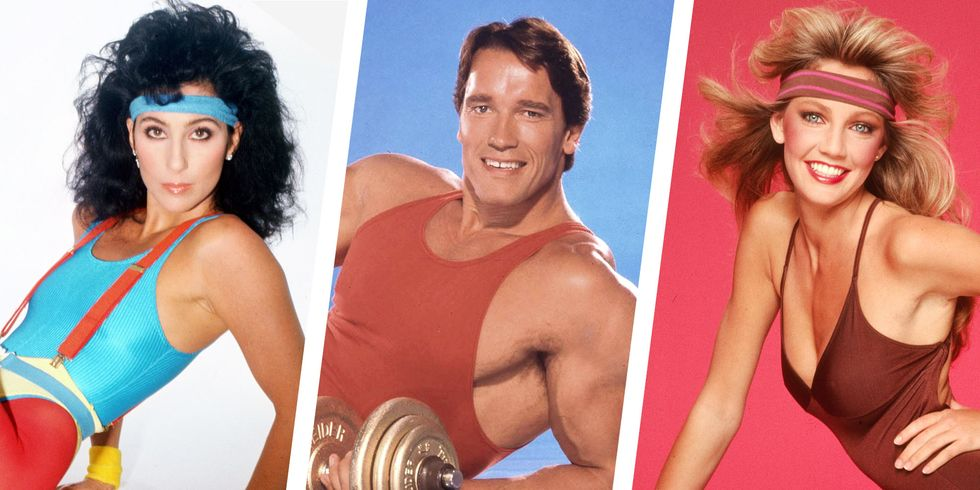 40 of the Most Popular Celebrity Fitness Gurus of All Time thumbnail