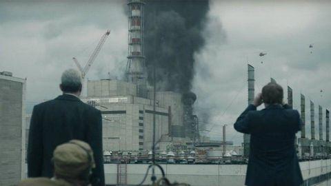 Chernobyl es la serie mejor valorada en IMDb