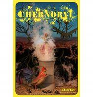 Marijuana strain poster Chernobyl from Califari