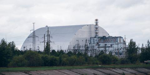 Chernobyl nuevo confinamiento seguro