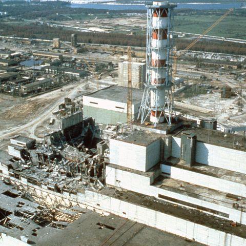 Chernobyl...