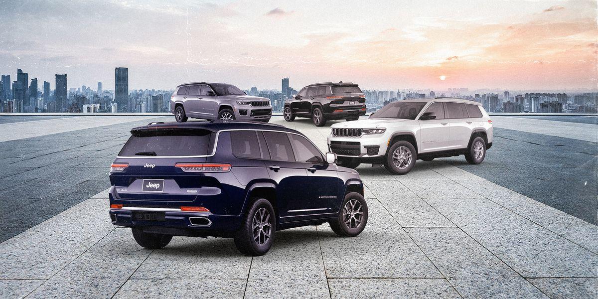 How We'd Spec It: Jeep's New Three-Row 2021 Grand Cherokee L