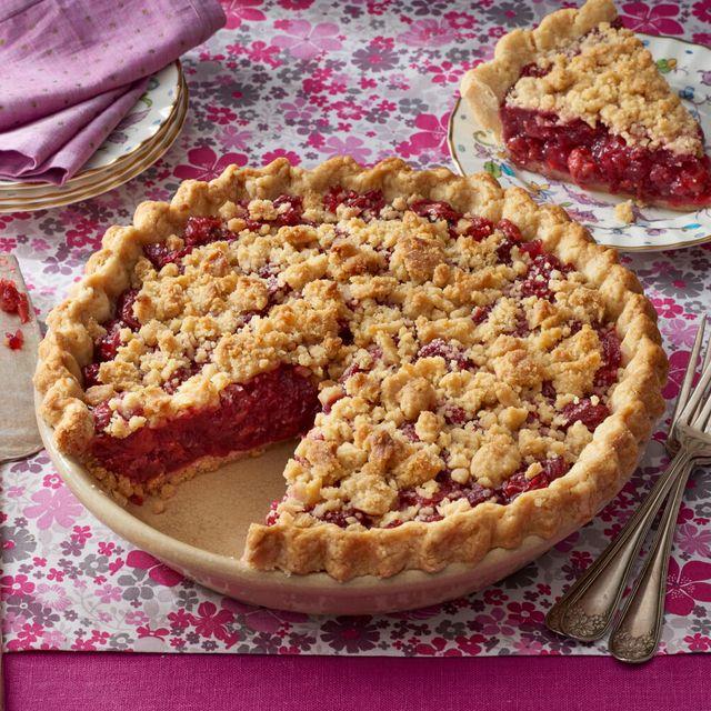 the pioneer woman's cherry crumb pie recipe