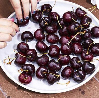Food, Cherry, Fruit, Plant, Produce, Dish, Prune, Superfood, Ingredient, Cuisine,