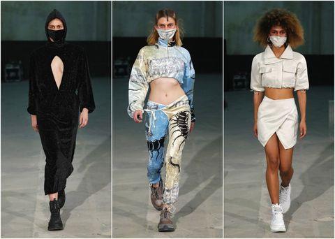 De cómo la mascarilla se ha convertido en una tendencia de moda