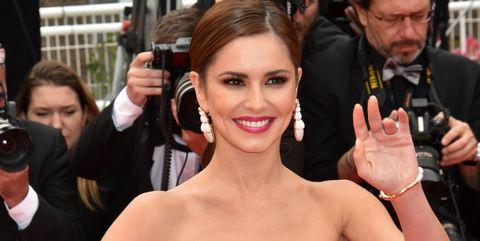 Cheryl, Cannes Film Festival, L'Oreal