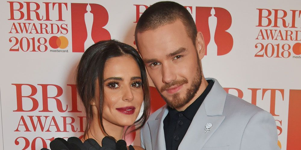 Cheryl Cole Liam Payne Brit Awards