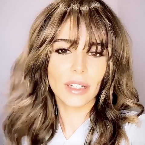 Former X Factor judge Cheryl unveils surprising new look