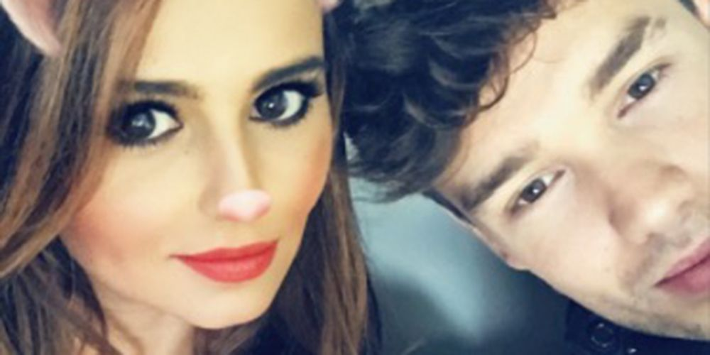 Cheryl and Liam Payne share cute selfie together for the first time since Bear's birth