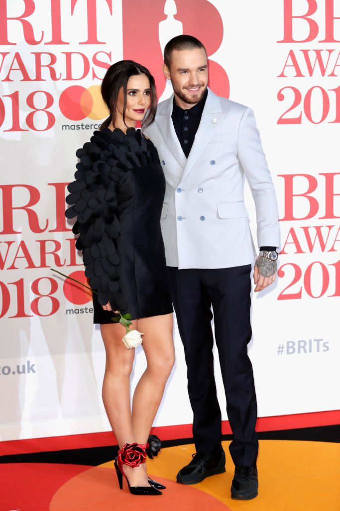 Cheryl Liam Payne BRITS