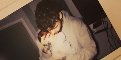 liam payne explains why he hasn't seen his son bear in weeks