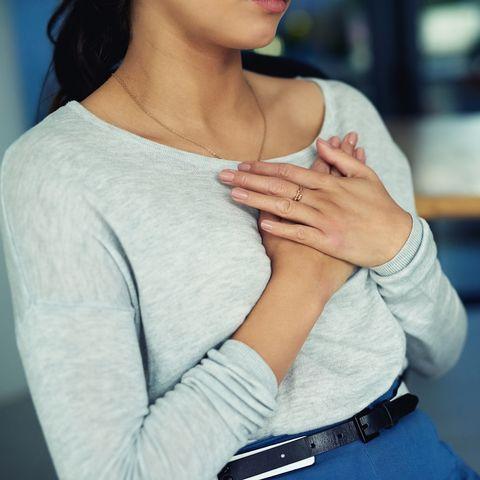chest pain is a major health concern