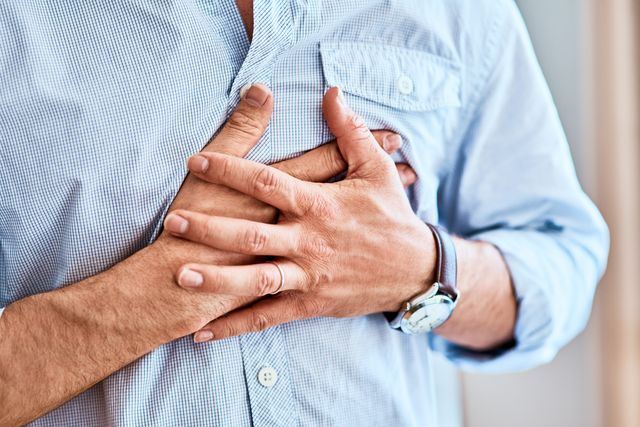 heart attack or heartburn