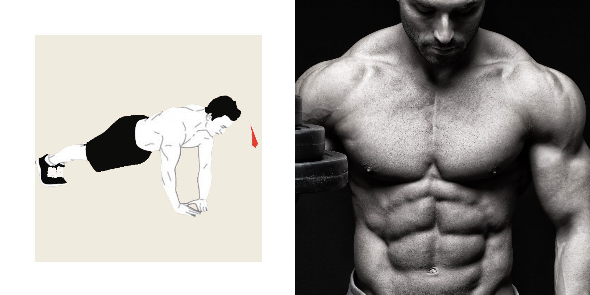 Home Chest Workout: Pump up Your Pecs with Our Eight-week Training Plan