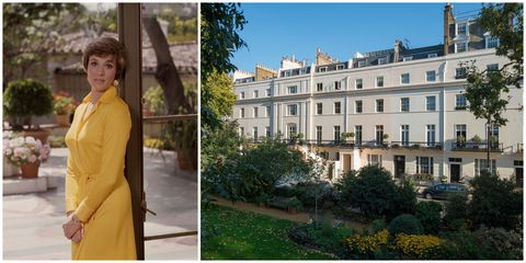 Chester Square - Belgravia - front - Julie Andrews - Knight Frank