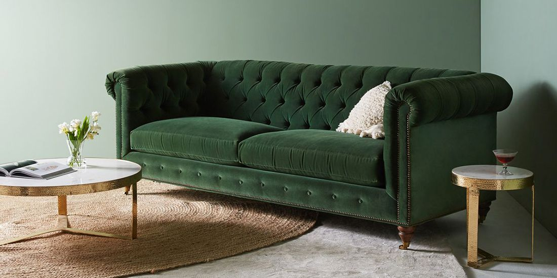 9 Best Chesterfield Sofas to Buy in 2018 - Reviews of Chesterfield ...