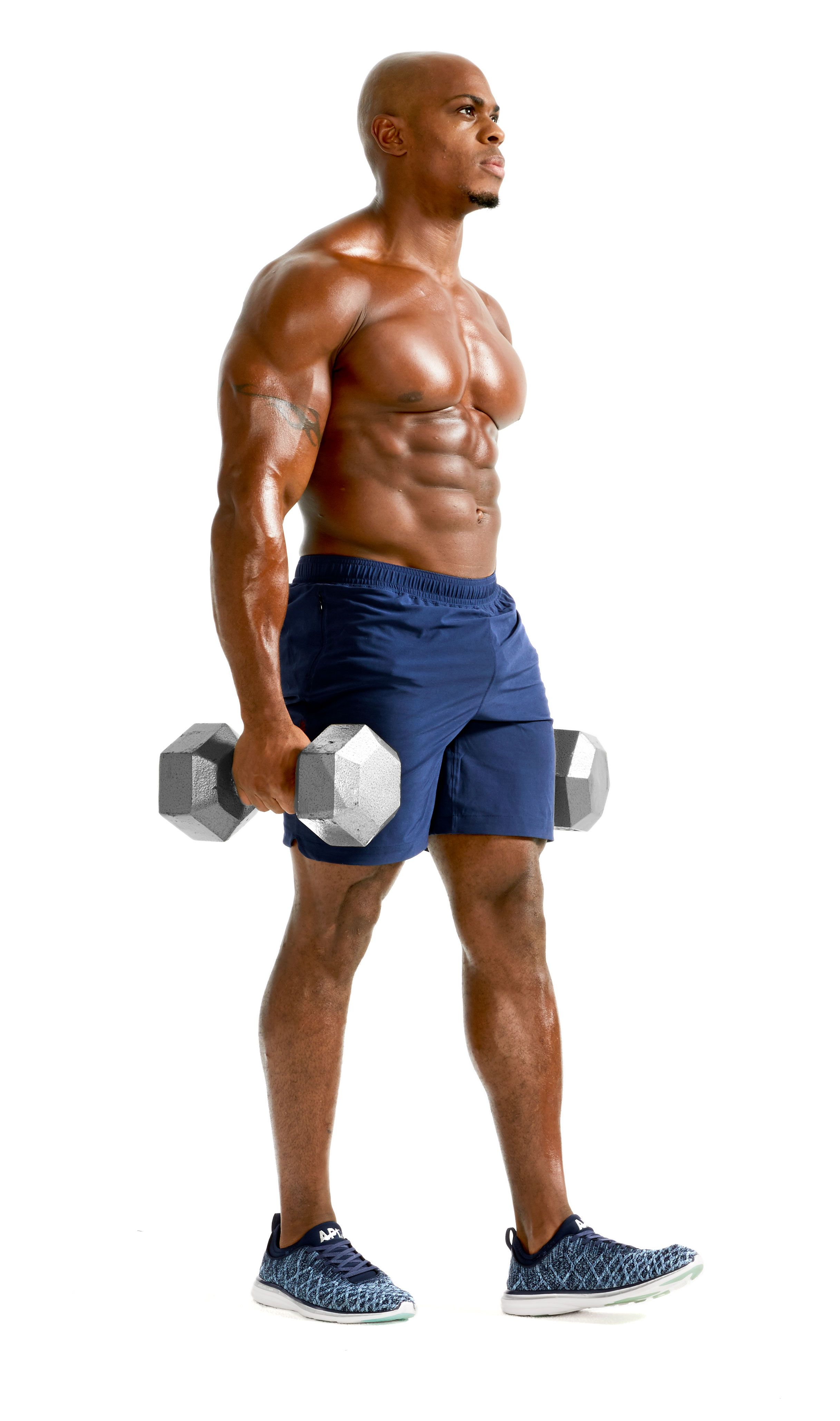 how to get bigger chest and shoulders in a week