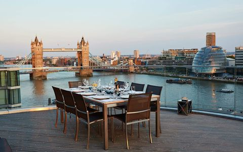 Luxury London serviced apartments