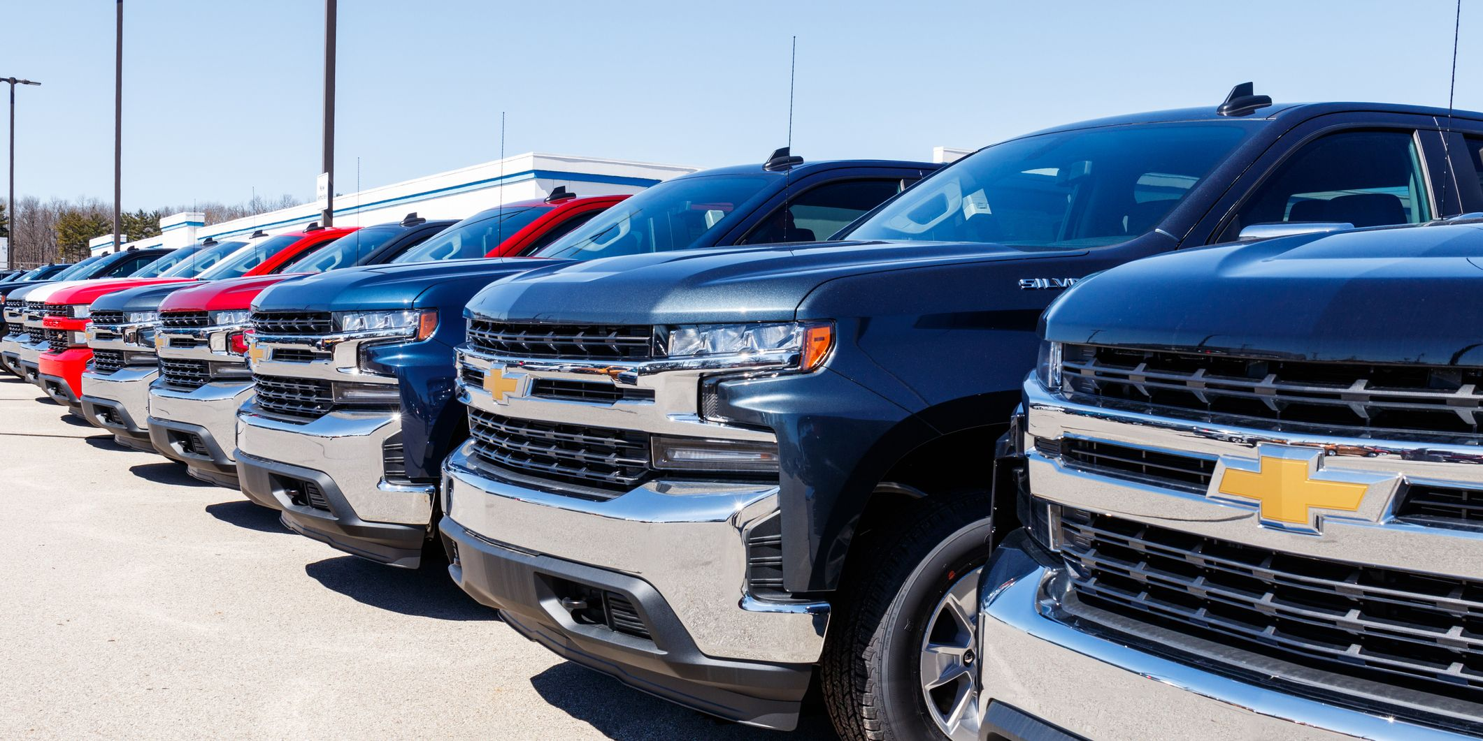 GM Will Offer No-Interest Loans as Part of Coronavirus Aid Plan