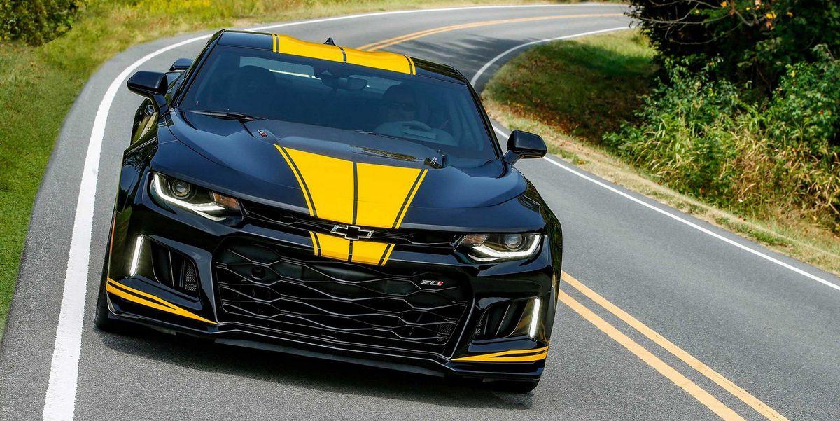 Hertz pone a la venta sus Chevrolet Camaro ZL1 y Corvette Z06 especiales thumbnail