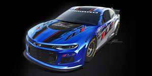 2020 Chevrolet Camaro ZL1 1LE NASCAR