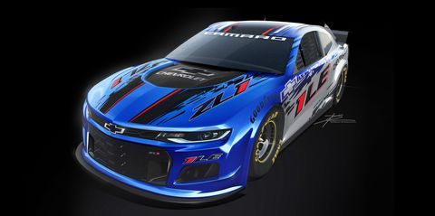 Chevy Camaro ZL1 1LE to Compete in NASCAR's 2020 Season