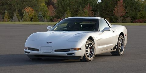 Now Might Be the Perfect Time to Buy a C5 Corvette