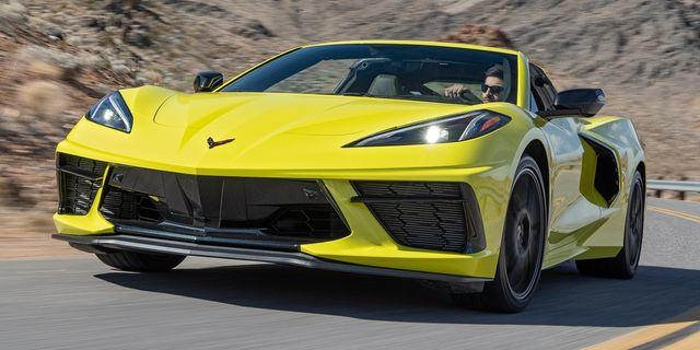 2020 mid engine corvette