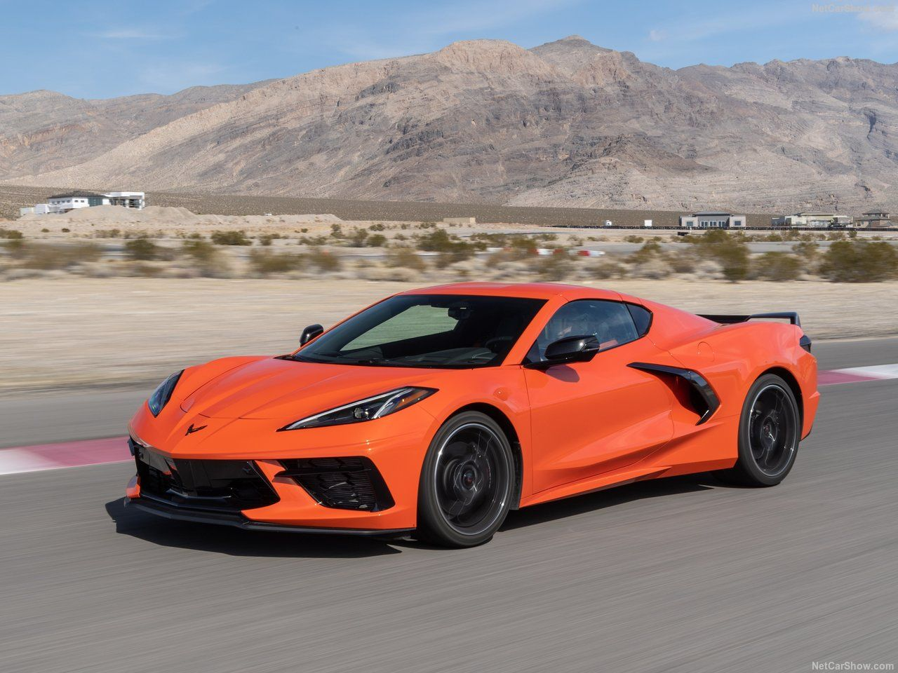 If You Want to Buy an Orange C8 Corvette, 2021 Is Your Last Chance