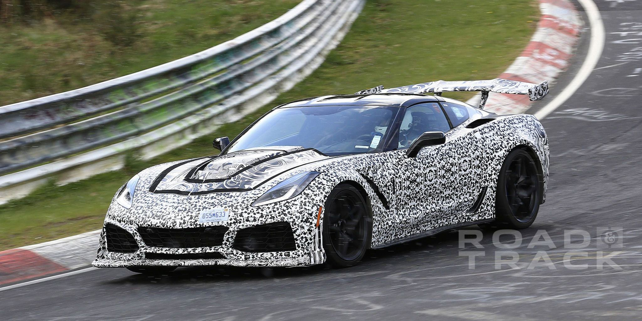 2018 chevrolet corvette zr1 everything we know