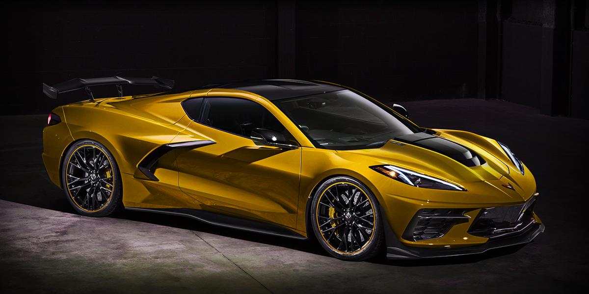 Nuevo Chevrolet Corvette Zr1 So 241 Ando Con El C8 M 225 S Extremo