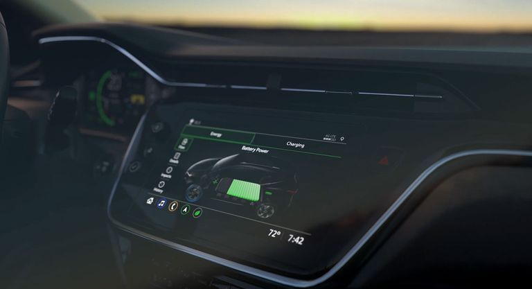 Chevy Shares a Video Sneak Peek of the 2022 Bolt EUV's Interior