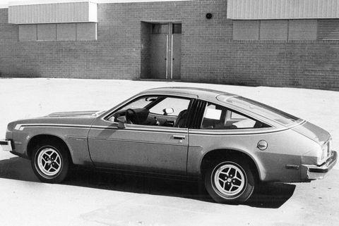 1978 Chevrolet Monza 2 Plus 2