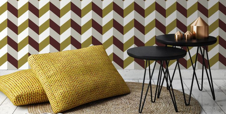 20 Best Chevron Wallpapers - Cute Ideas for Chevron Wallpaper to Buy Now