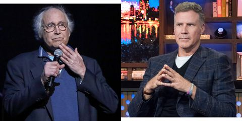 Chevy Chase Thinks SNL Sucks and Will Ferrell Isn't Funny