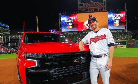 Silverado Lease Deals >> Baseball MVP Shane Bieber Picks the Light-Duty Chevy Silverado