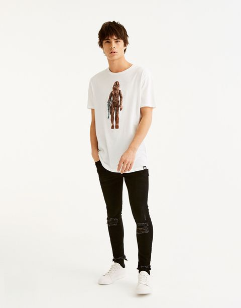 Colección Star Wars The Last Jedi de Pull and Bear