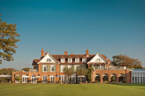 new forest hotels