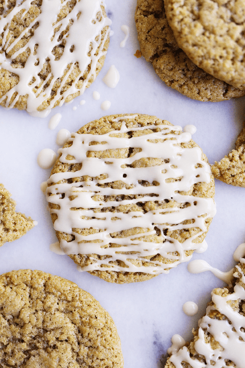 chewy apple cider cookie recipe