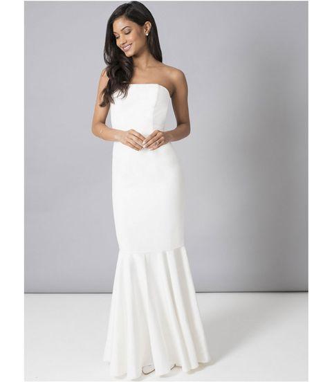 Affordable wedding dress - high street wedding dress