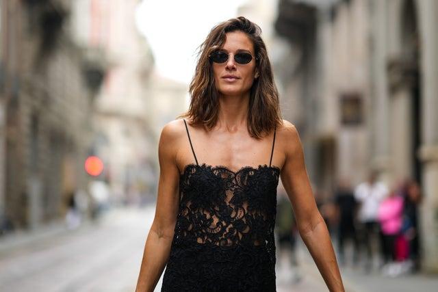 street style day 5 milan fashion week spring  summer 2022