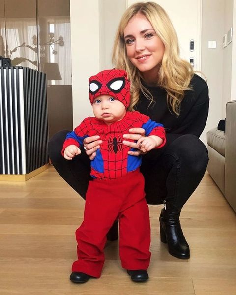 Superhero, Costume, Fictional character, Suit actor, Child, Toddler,
