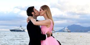 Chiara Ferragni and Fedez Photocall - The 71st Annual Cannes Film Festival