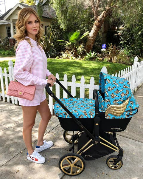 Baby carriage, Product, Baby Products, Diaper bag, Child, Plant, Vehicle, Leisure, Shoe,