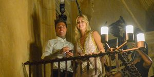 La 'influencer' y el rapero preparan un fiestón en Sicilia este fin de semana para celebrar su boda.
