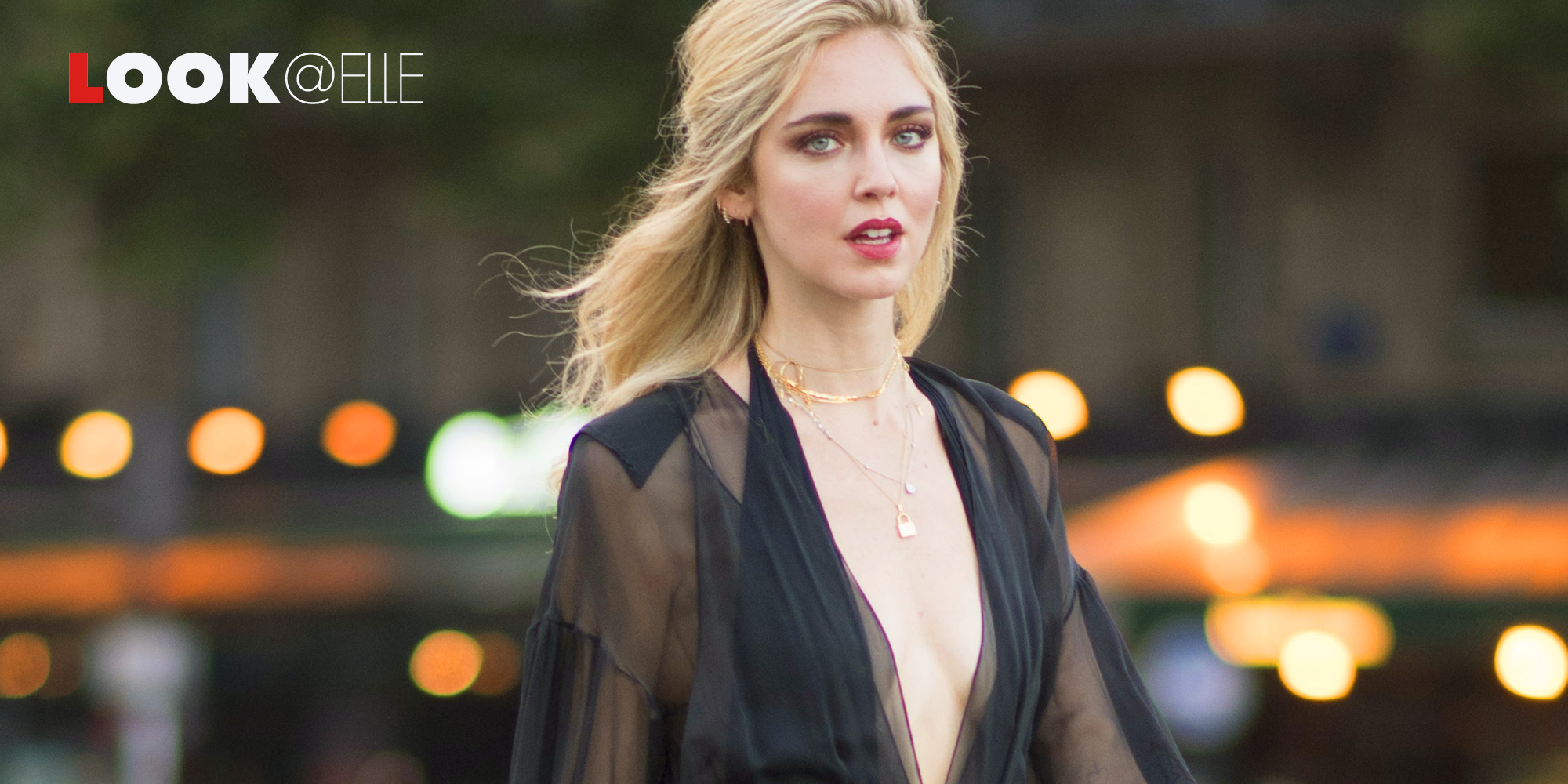 chiara ferragni look hot 2019