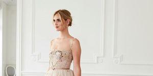 La it girl italiana lleva escrita su historia de amor con Fedez en su segundo vestido de novia.