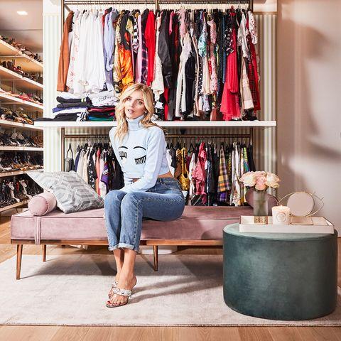 Puedes Tener El Vestidor Y La Oficina De Chiara Ferragni En Casa