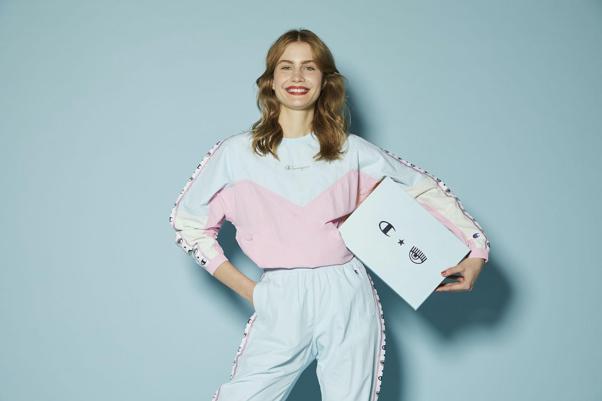 Así son los chándales y zapatillas que Chiara Ferragni ha diseñado para volver a hacer deporte en las calles