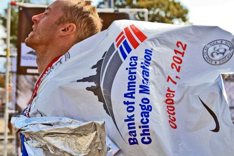 Here's what it takes to complete your marathon majors.
